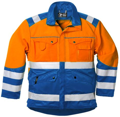 Jacket HiVis 1.0 1 Leijona Solutions  Large