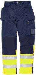 Tool Pocket Trousers HiVis 1.0 Leijona Medium