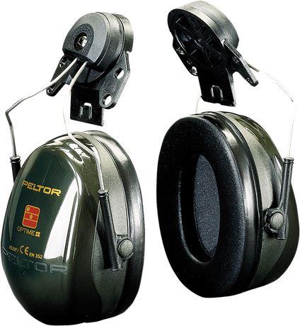 Earmuff 3M Optime2 Helmet P3E 1 Wenaas