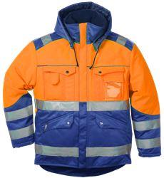 Winter Jacket HiVis 1.0 Leijona Solutions Medium