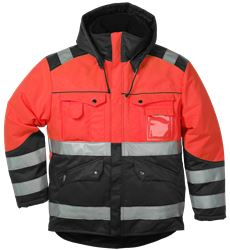 Winterjacke HiVis 1.0 Leijona Medium