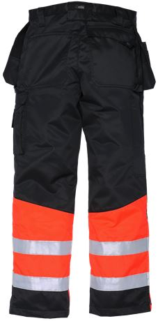 Tool Pocket Trousers HiVis 1.0 2 Leijona  Large