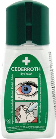 Øyedusj Cederroth 235ml 1 Wenaas  Large