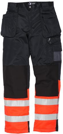 Tool Pocket Trousers HiVis 1.0 1 Leijona  Large