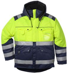 Winter Jacket HiVis 1.0 Leijona Medium
