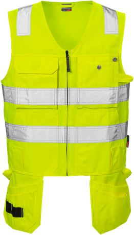 High Vis Weste Kl. 2 5305 TH 1 Fristads Kansas  Large