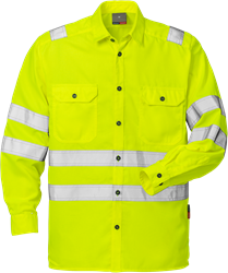 High vis paita lk.3, 7409 SPC Fristads Kansas Medium