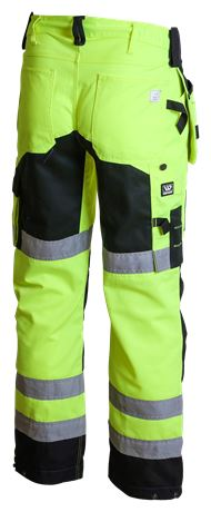 Hig-Vis Trouser CL 2 2 Wenaas  Large