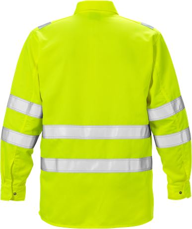 High Vis Shirt Kl. 3 7049 SPD 2 Fristads  Large