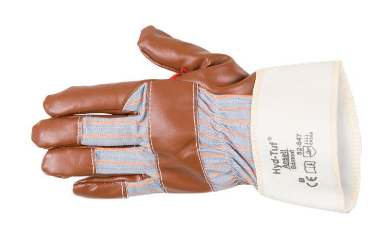 Glove Ansell Hyd-Tuf® 52-547 1 Wenaas  Large