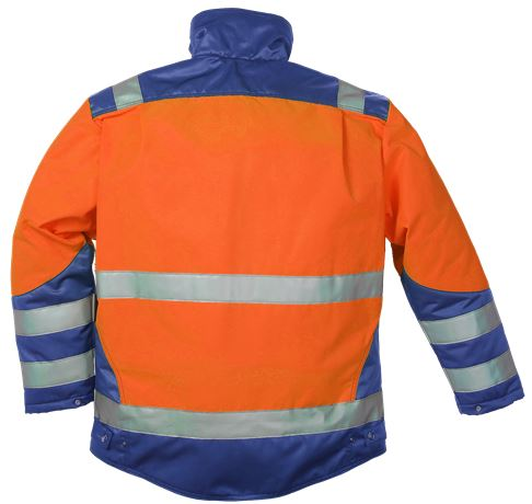 Jacket HiVis 1.0 2 Leijona Solutions  Large