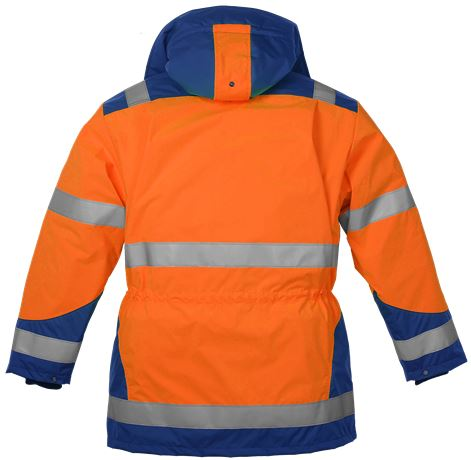 Winter Parka HiVis, detachable lining 237745-104 3 Leijona Solutions  Large