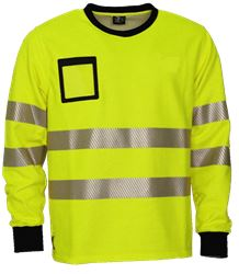 College HiVis FR Antis. Leijona Medium