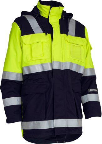 Winteranorak Multinorm 1 Leijona