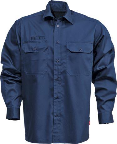 Cotton shirt 7386 BKS 1 Kansas  Large