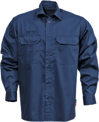 Cotton shirt 7386 BKS Fristads Kansas Medium