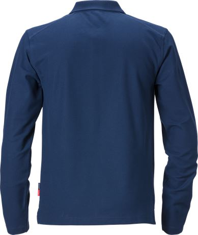 Long sleeve polo shirt 7393 PM 3 Kansas  Large