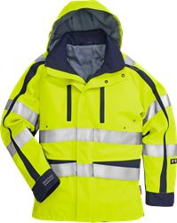 Flamestat high vis GORE-TEX jacket cl 3 4089 GXH Fristads Kansas Medium