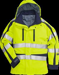 Flamestat høy synlighet GORE-TEX® jakke cl 3 4089 GXH Fristads Kansas Medium