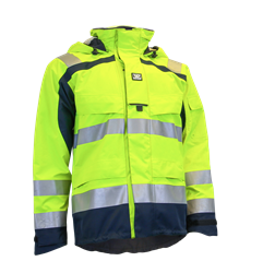 GoreTex Jacket Pyrad Electr. Arc Wenaas Medium
