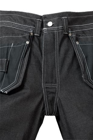 Handwerker-Jeans 229 DY 7 Fristads  Large