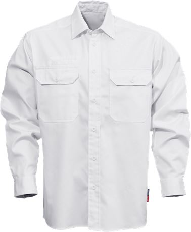 Cotton shirt 7386 BKS 1 Kansas  Large