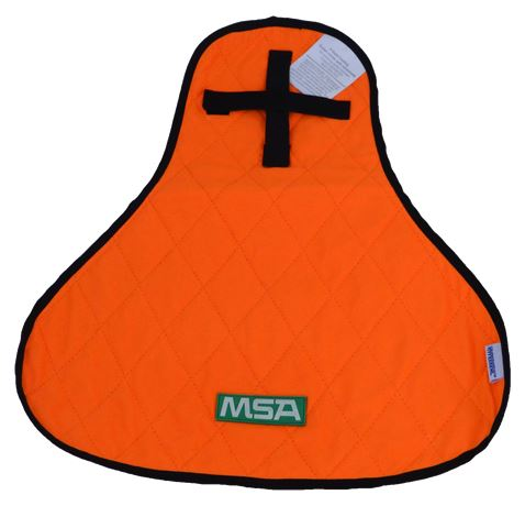 Helmet Cooler Neck Prot MSA 1 Wenaas  Large