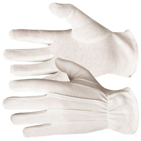 Glove cotton glove microdots 2 Wenaas  Large