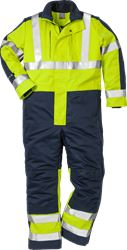 Flame high vis winter coverall cl 3 8625 FWA Fristads Kansas Medium
