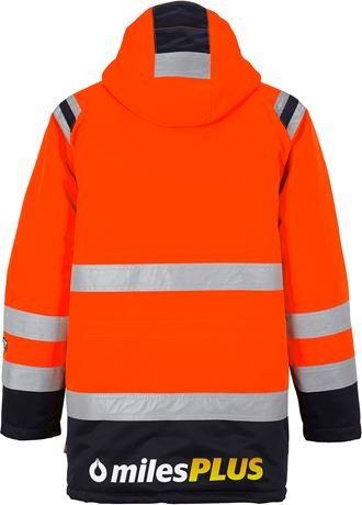 High vis winter parka class 3 4042 PP 4 Fristads  Large