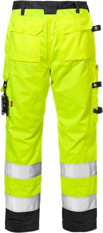 High vis trousers cl 2 2096 PLU 2 Kansas  Large