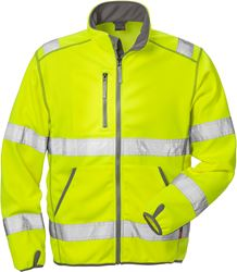 Varsel Softshell-jacka 4840 SSL, kl 3 Fristads Medium
