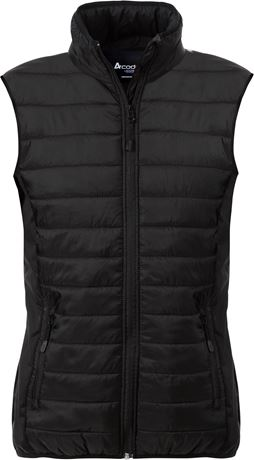 Acode quilted waistcoat woman 1516 SCQ 3 Fristads  Large