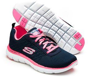 Flex Appeal 2.0 schoenen blauw Hejco Medium