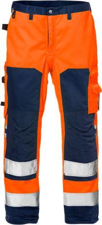 High vis trousers cl 2 2096 PLU 1 Kansas  Large
