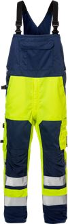 High Vis Latzhose Kl. 2 1096 PLU 1 Kansas Small