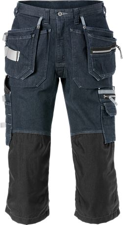 Gen Y håndværker denimknickers, Flexforce 1 Kansas  Large