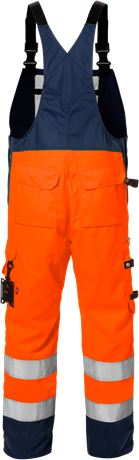 High Vis Latzhose Kl. 2 1096 PLU 2 Kansas  Large