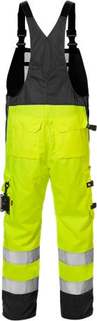 High vis bib'n'brace cl 2 1096 PLU 2 Kansas  Large