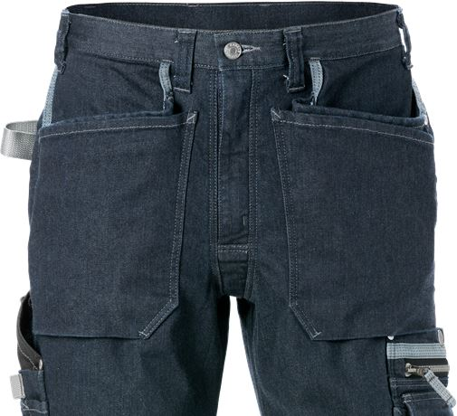 Gen Y håndværker denimknickers, Flexforce 3 Kansas  Large