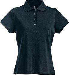 Acode heavy poloshirt dames 1723 PIQ Acode Medium