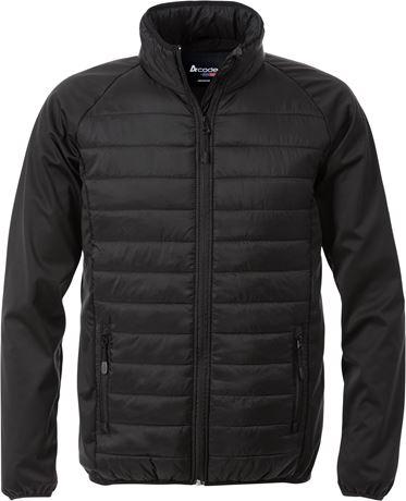 Let jakke med softshell, herre 1 Acode  Large