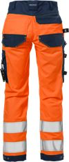 High vis craftsman stretch trousers woman class 2 2613 PLUS 3 Fristads Small