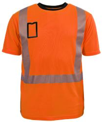 T-shirt HiVis 1.0 Leijona Medium