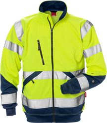 High Vis Sweatjacke Kl. 3 7426 SHV Kansas Medium
