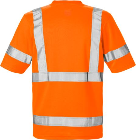 Hi Vis T-shirt, kl.3 7085 2 Kansas  Large