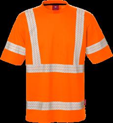 High Vis T-Shirt Kl. 3 7087 THV  Kansas Medium