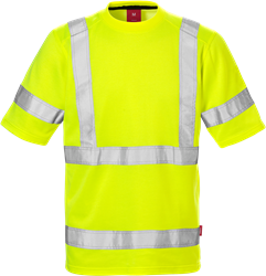 High Vis T-Shirt Kl. 3 7085 THV Kansas Medium