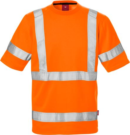 Hi Vis T-shirt, kl.3 7085 1 Kansas  Large