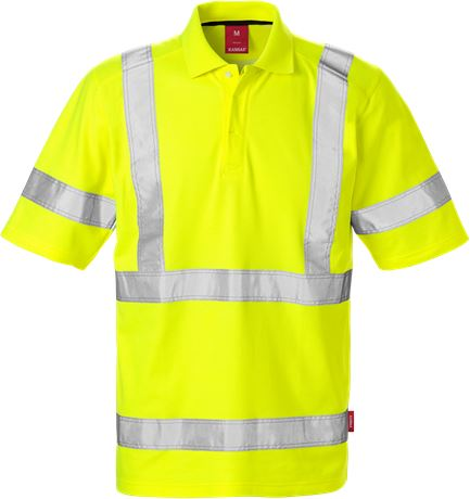 High vis poloshirt cl 3 7086 PHV 1 Kansas  Large